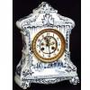 Dutch Porcelain Mantle Clock