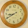 Seth Thomas Gallery Wall Clock