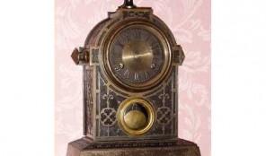 Tucker Bronze No.5 Clock-1