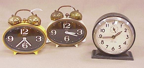 Pr. Linden Miniature Alarm clocks