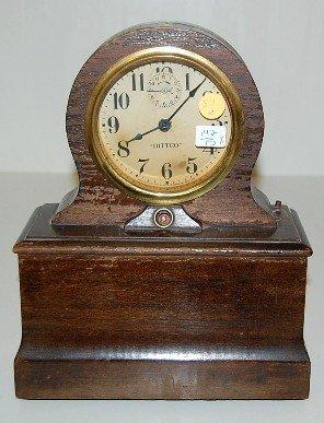 Dittco Clock Co. Light-Call Alarm Clock